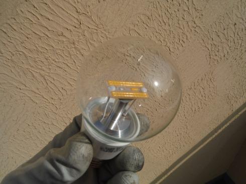 LEDランプのLED素子