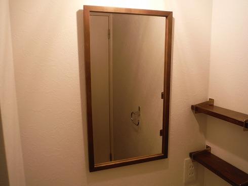 鏡にはテーマがある